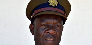 Inspector Abednico Ncube