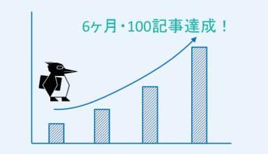 ブログ記事数100で月間1万PV&収益1万円以上を稼げた理由を全てさらす