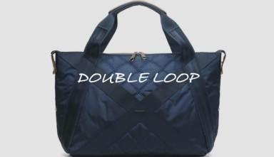 【DOUBLE LOOPバッグ】JOURNEY2 Boardingレビュー:遊び心あるタフトート【口コミ】