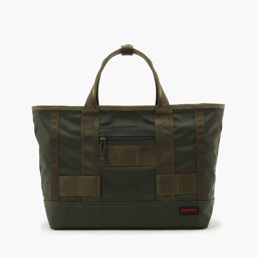 BRIEFING(ブリーフィング) MISSION TOTE
