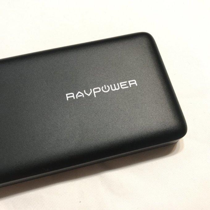 RAVPower 20100mAh Type-C モバイルバッテリー