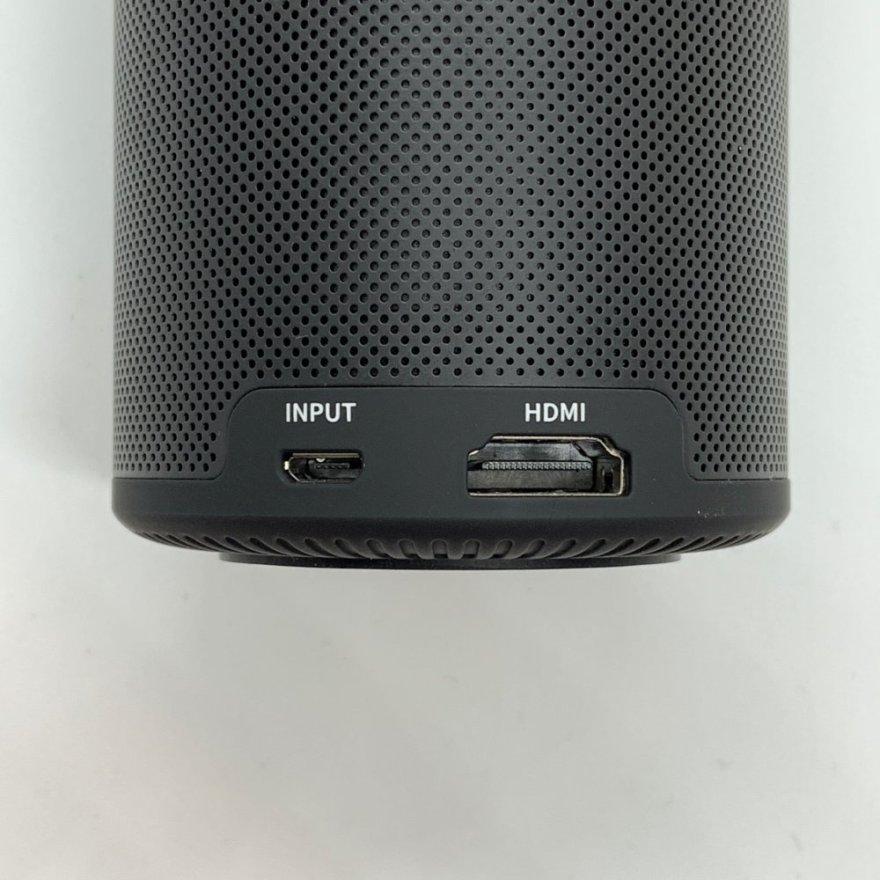 Anker Nebula Capsule ProはMicro USBとHDMI搭載