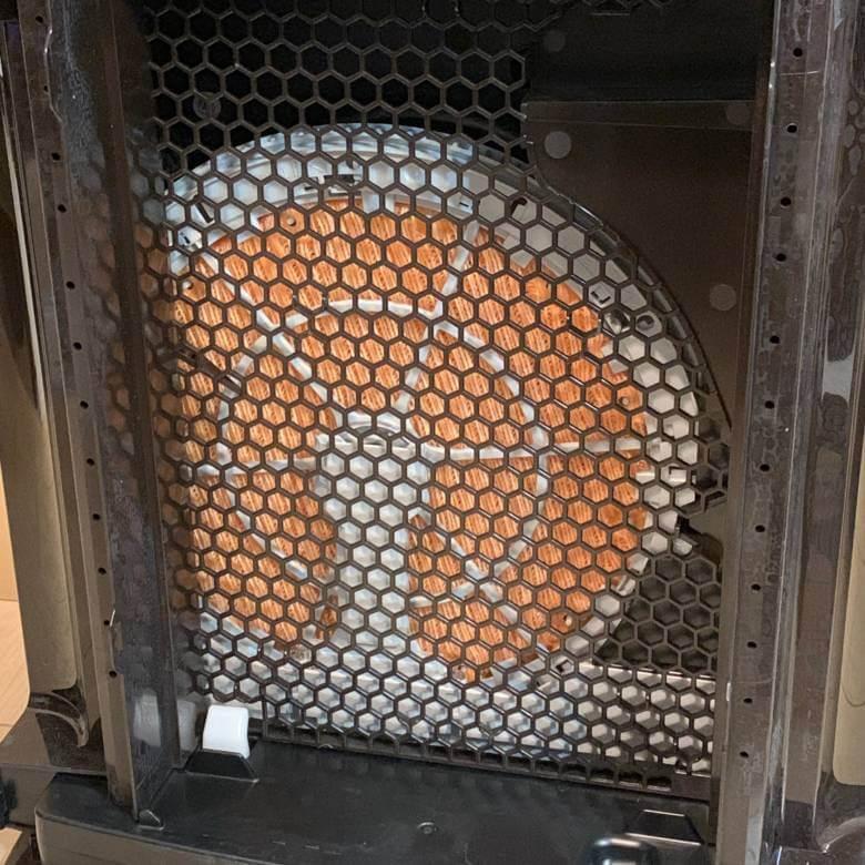 ダイキンMCK70Vの加湿フィルター