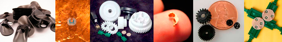 Micro Electronic and Office Automation Injection Molding