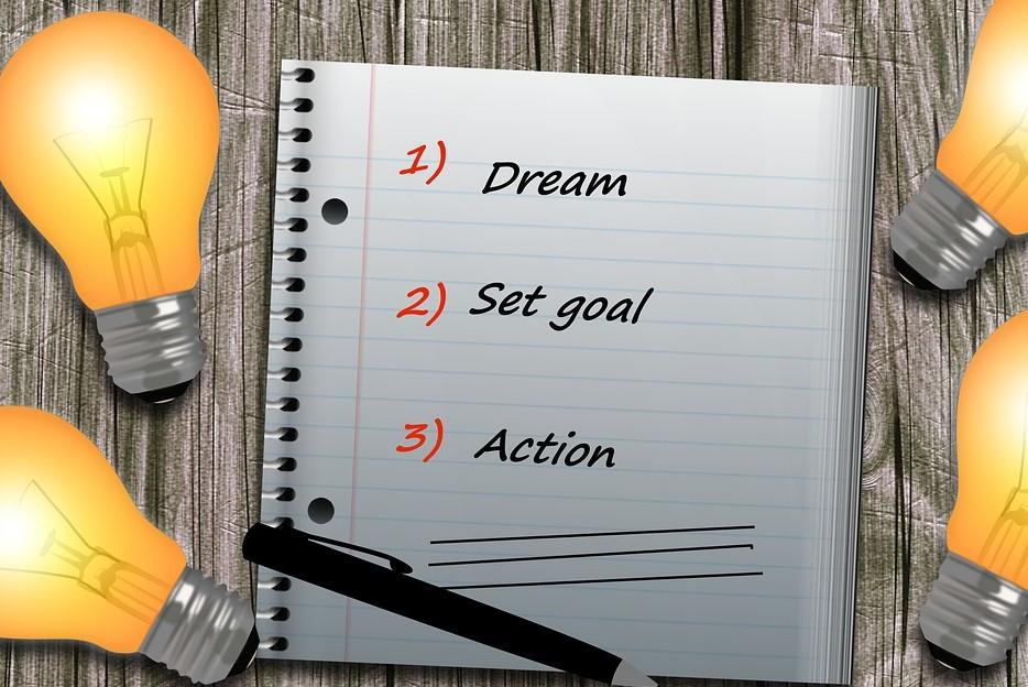 目標プラン表
