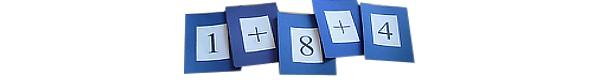Die Additionsrunde ist ein Zahlenspiel für das Gedächtnistraining mit Demenzkranken.