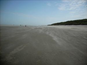 Die Fantasiereise führt an einen herrlichen Strand.