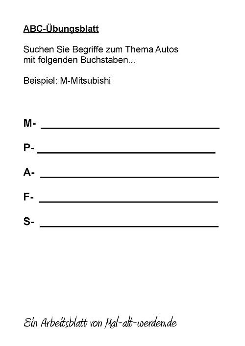 abc-arbeitsblatt-autos