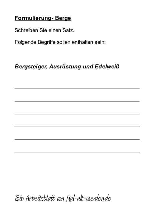 arbeitsblatt-formulierung-berge