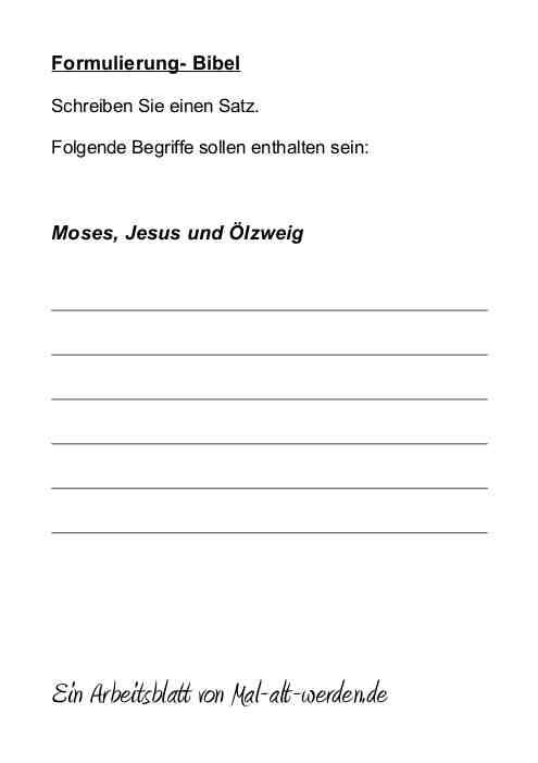 arbeitsblatt-formulierung-bibel