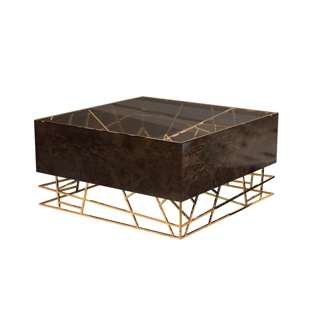 Kenzo Modern Center Table By Malabar Artistic Furniture