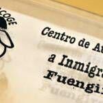 Mudanza en la sede de Fuengirola