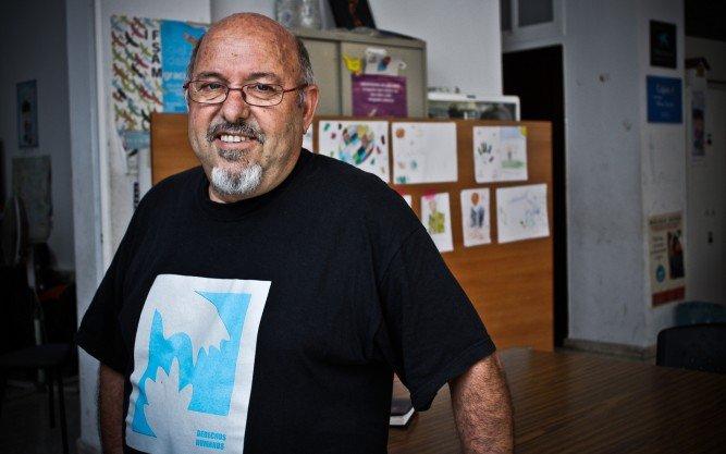 José Antonio Martín, voluntario del Departamento de Prisiones y vocal del Área Social