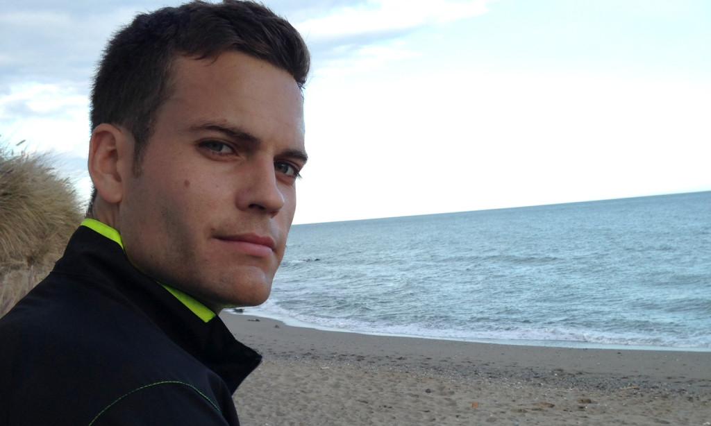 Miguel Cid Voluntario MalagaAcoge