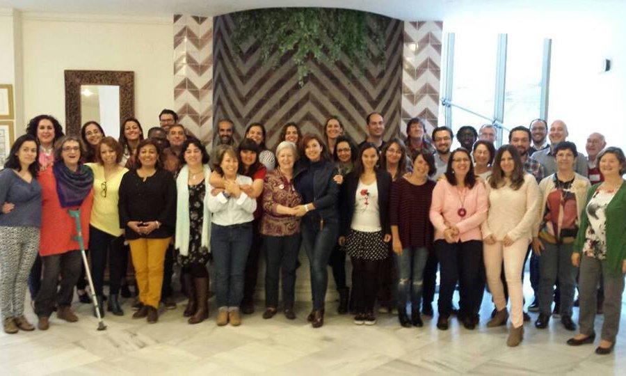 XXIV Asamblea de Andalucía Acoge