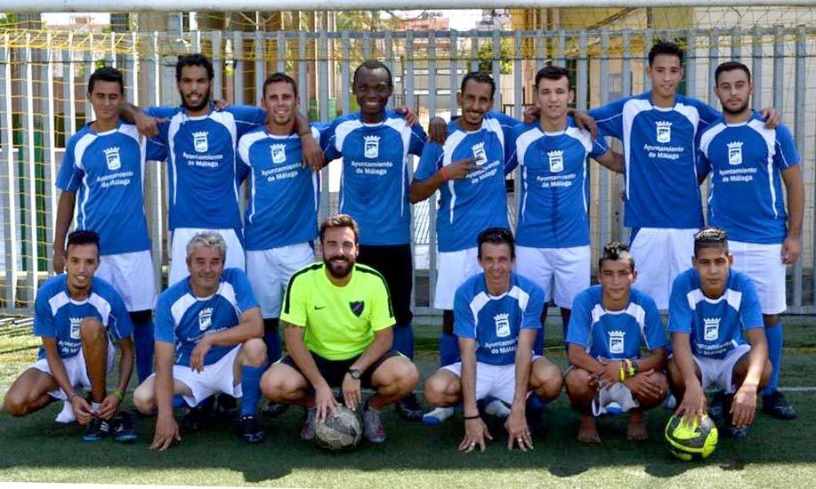 Málaga Acoge, presente en el VII Campeonato Nacional Futbol Calle de personas sin hogar