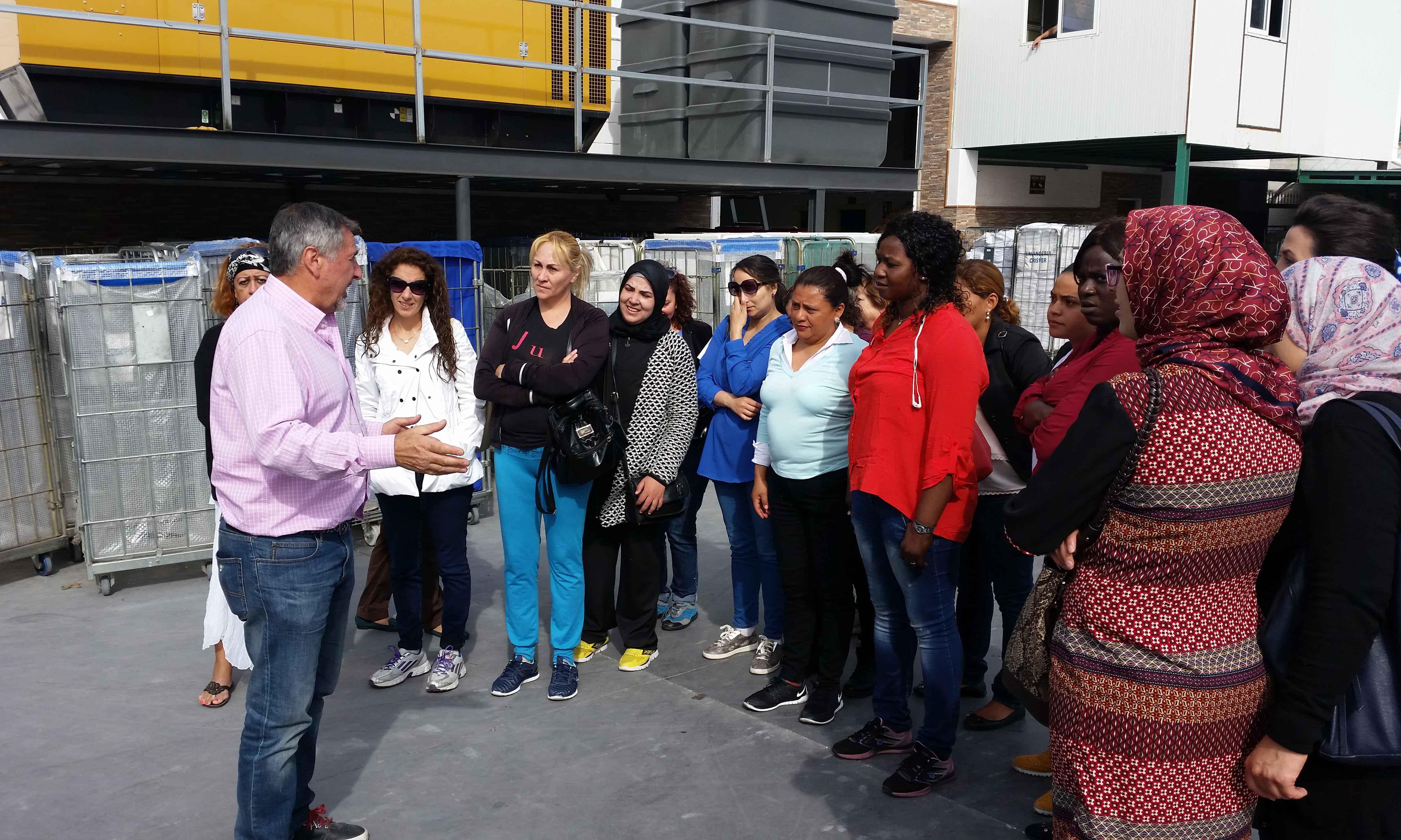 Avanzan los cursos de formación ocupacional en Fuengirola