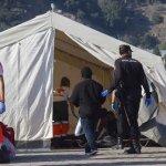 Un solicitante de asilo encerrado en el CIE