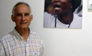 Miguel Angel Hurtado, voluntario del Área de Empleo en Axarquía