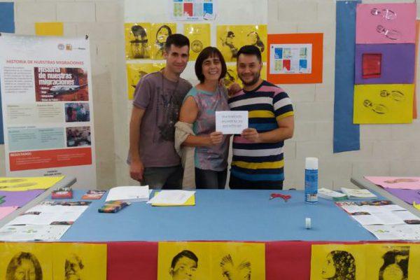 Málaga Acoge, en la I Feria de Asociaciones Solidarias, Ocio y Tiempo Libre en la Axarquía