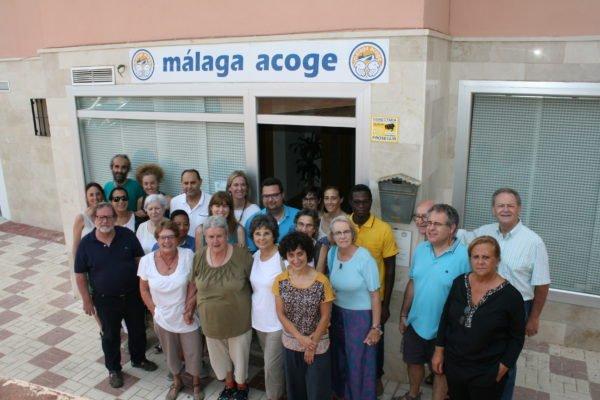 Málaga Acoge celebró su asamblea general de 2017