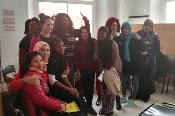 Las emociones centran un taller para mujeres migrantes en Málaga Acoge