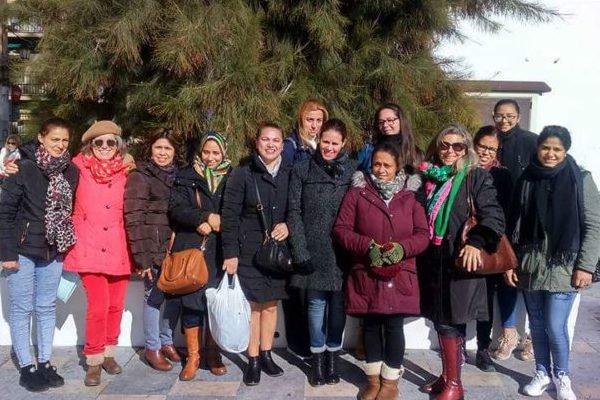 Mujeres de Antequera reflexionan sobre cómo romper con las dependencias