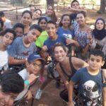 Aventura y diversión con las familias que apoyamos en la Axarquía