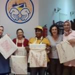 Emociones y arte se aúnan en un taller para mujeres en Fuengirola