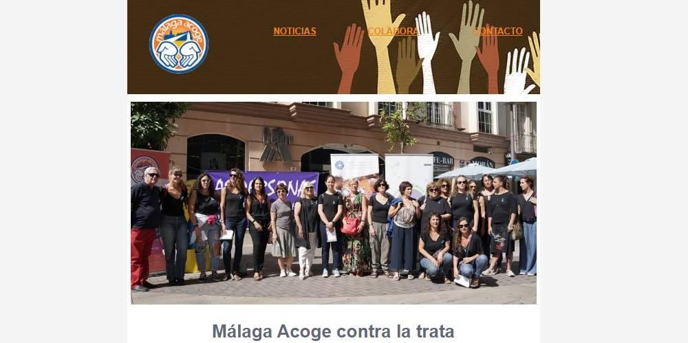 Málaga Acoge contra la trata: nuestro boletín de septiembre