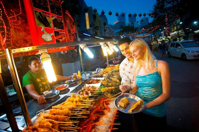 KL Street Food Experience