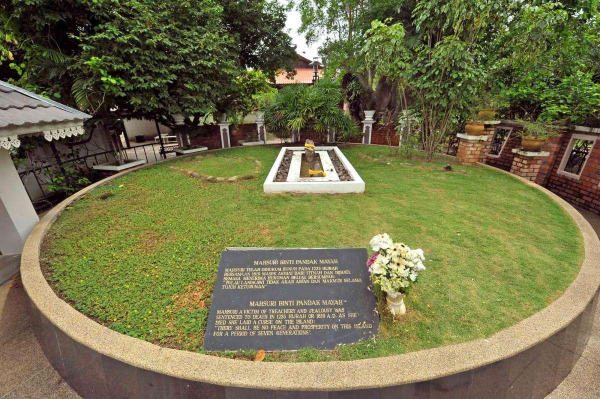 Kota Mahsuri, Langkawi