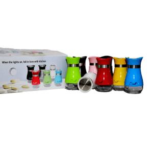 Glass Salt Shakers
