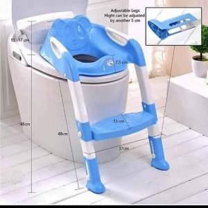 Kids Toilet Seat/Anti-Slip Ladder