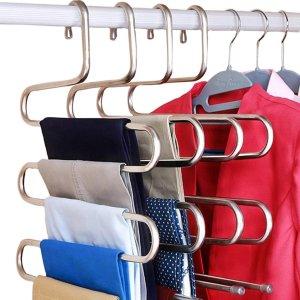Metallic Trouser Hanger