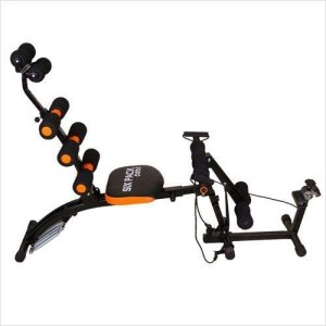 Six Pack Care Work-out Machine