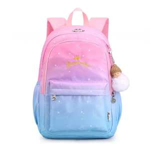 Fashionable School Bags Shoulder Drawstring Bags