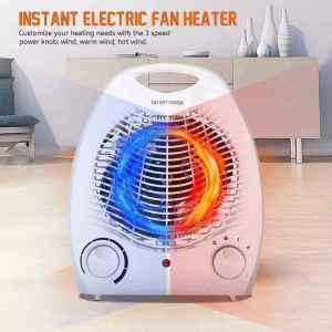 Hot/Cool/Warm/ Air ,Fan Room Heater 2,000 Watts
