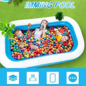 4 Ring swimming pool
