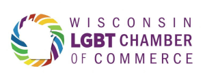 Wisconsin LGBT Chamber of Commerce logo