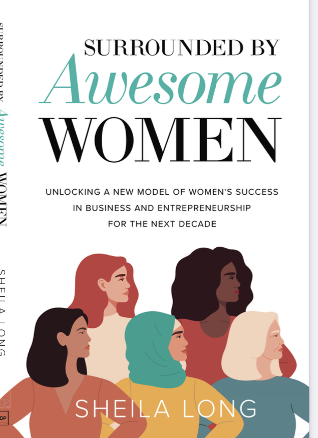 Awesome Women book by Sheila Long