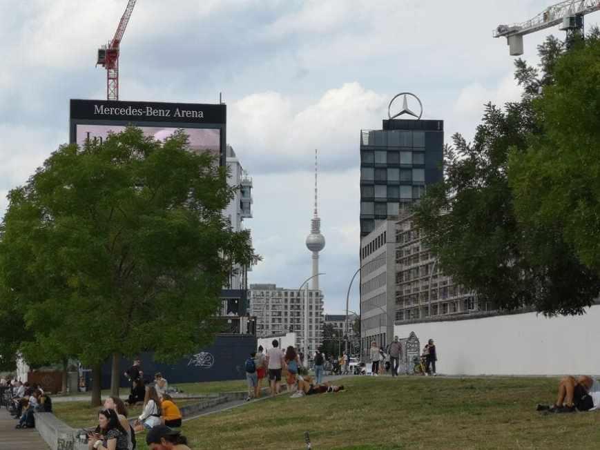 Mauerweg -Berlin 1961-1989