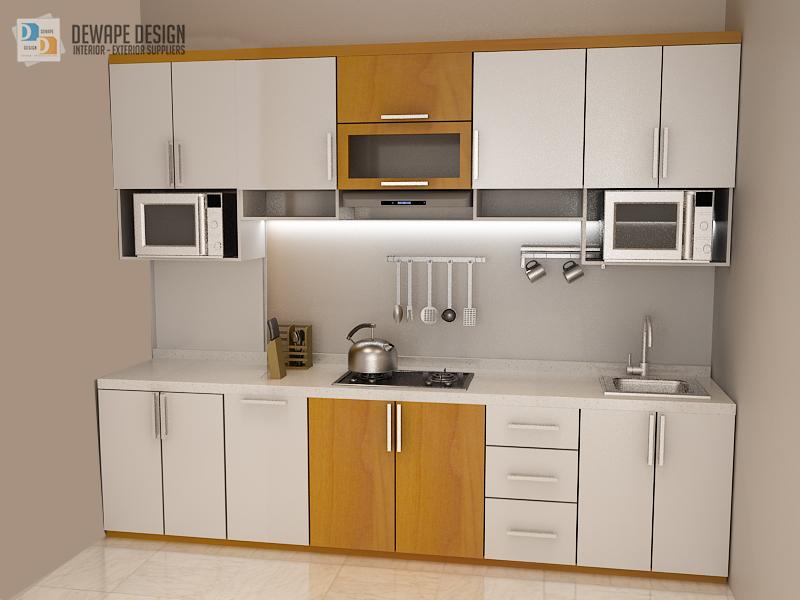 Kitchen Set Dapur Minimalis Malang | KITCHEN SET DI MALANG