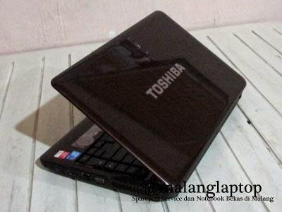 Laptop Bekas Toshiba L635