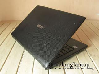 laptop bekas acer aspire 4738z