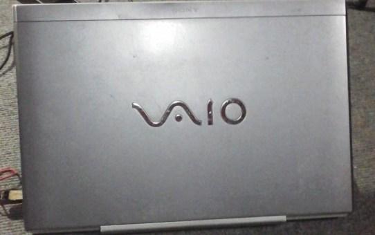 Service Laptop Sony Vaio di Malang