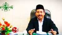 Foto : dr. Umar Usman, ketua PCNU kab malang