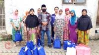 Foto : DPRD Kab malang, H. Jadi Mustofa bagikan sembako