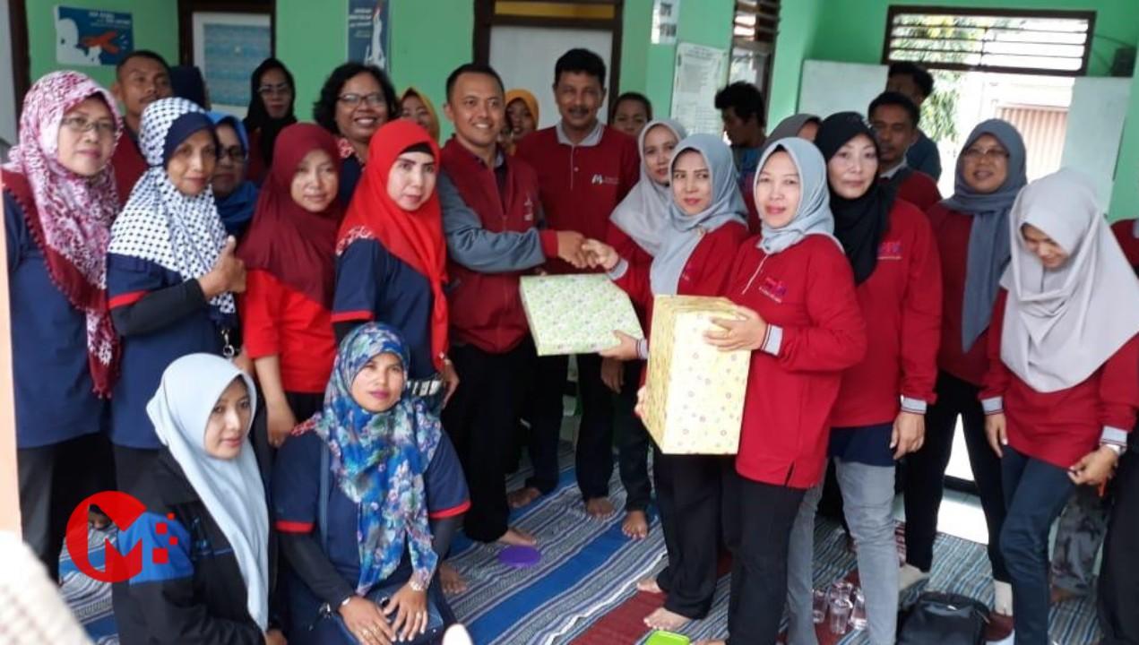 Foto : Ketua Yayasan CAKAP WPA (Warga Peduli AIDS) Turen Kabupaten Malang Tri Nurhudi Sasono ,S.Kep.Ns.,M.Kep. dalam sebuah kegiatan