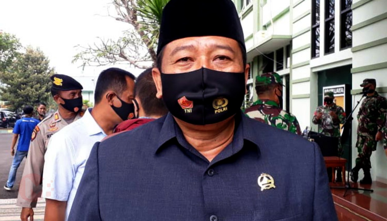 Foto : Syaiful Efendi, ketua Fraksi Gerindra DPRD Kab Malang